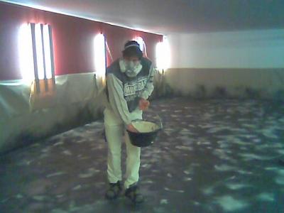 Bodenbeschichtung